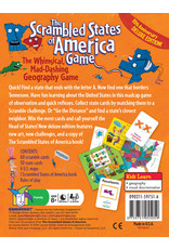 Gamewright The Scrambled States of America - Deluxe Edition