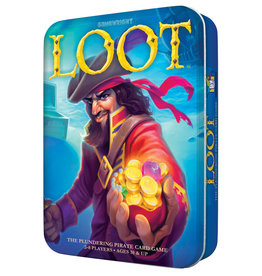 Gamewright Loot Anniversary Tin