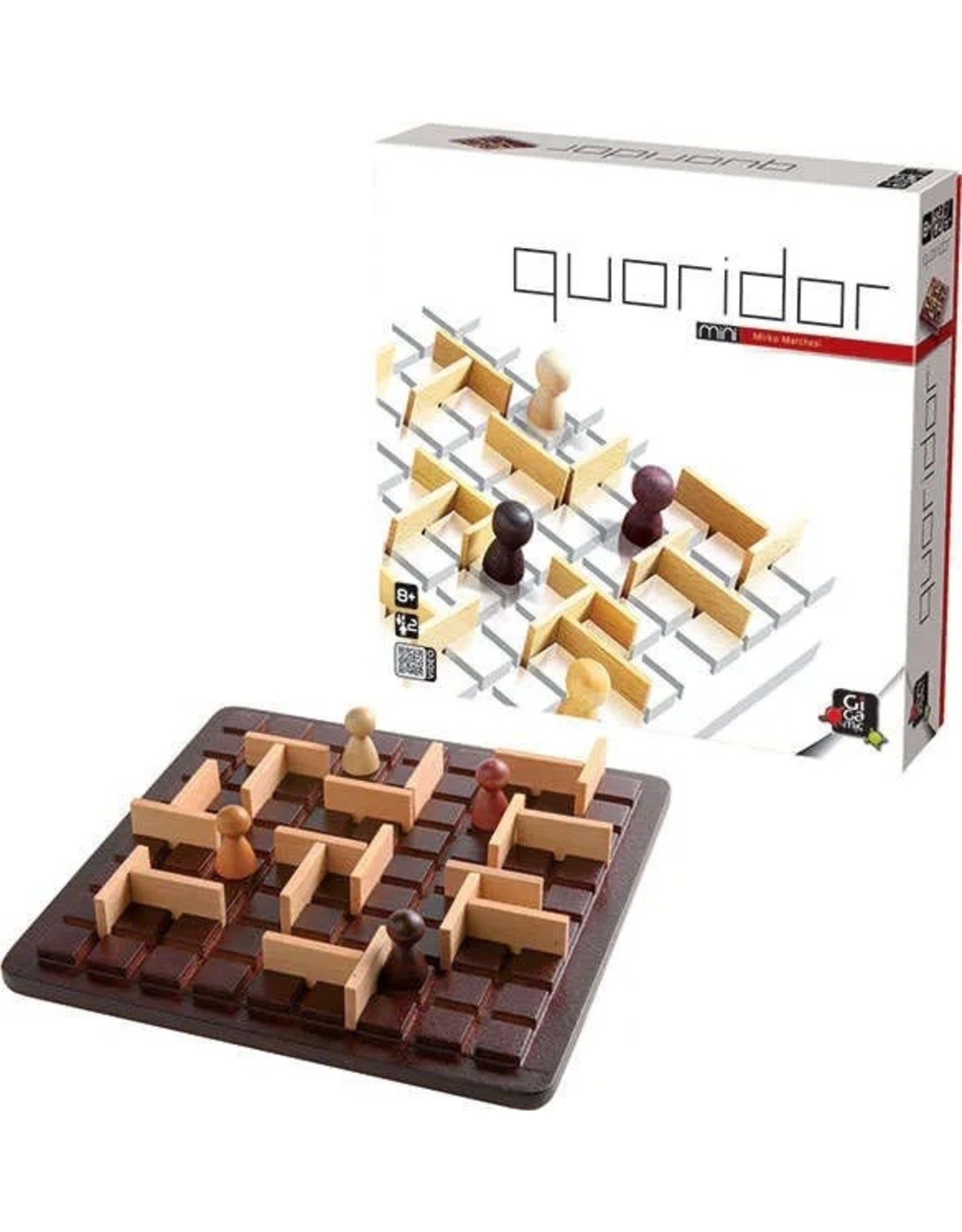 Gigamic Quoridor Mini