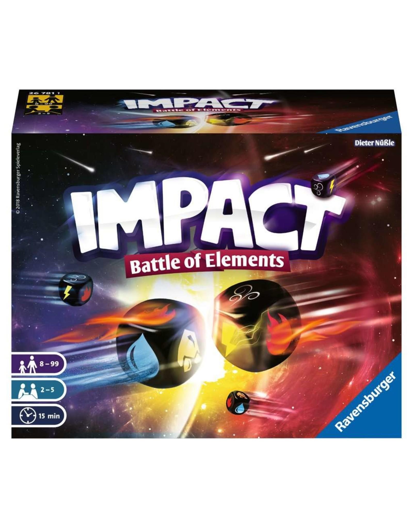 Ravensburger Impact; Battle of Elements