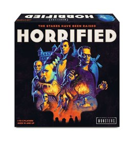 Ravensburger Horrified; Universal Monsters