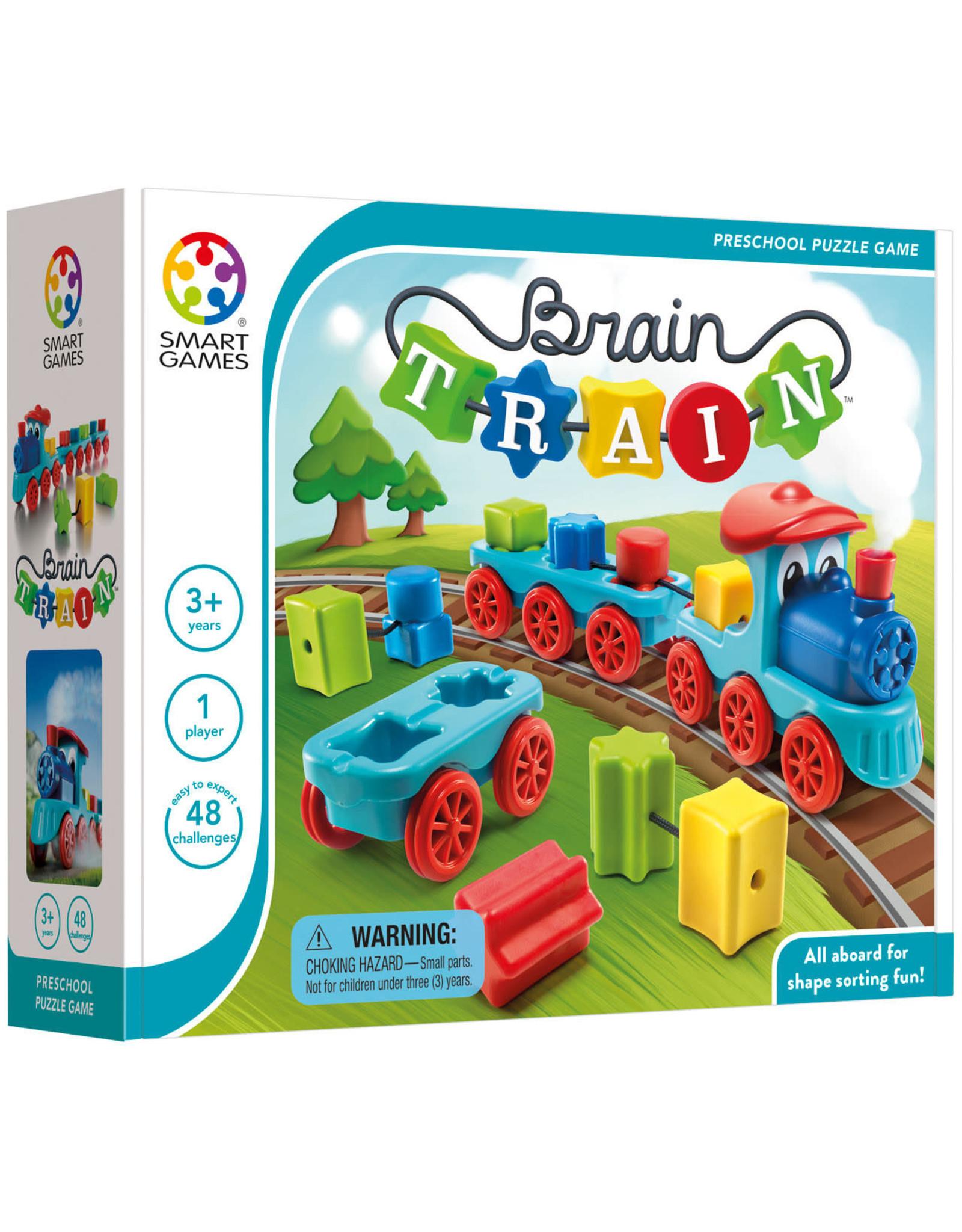 Smart Toys & Games Brain Train