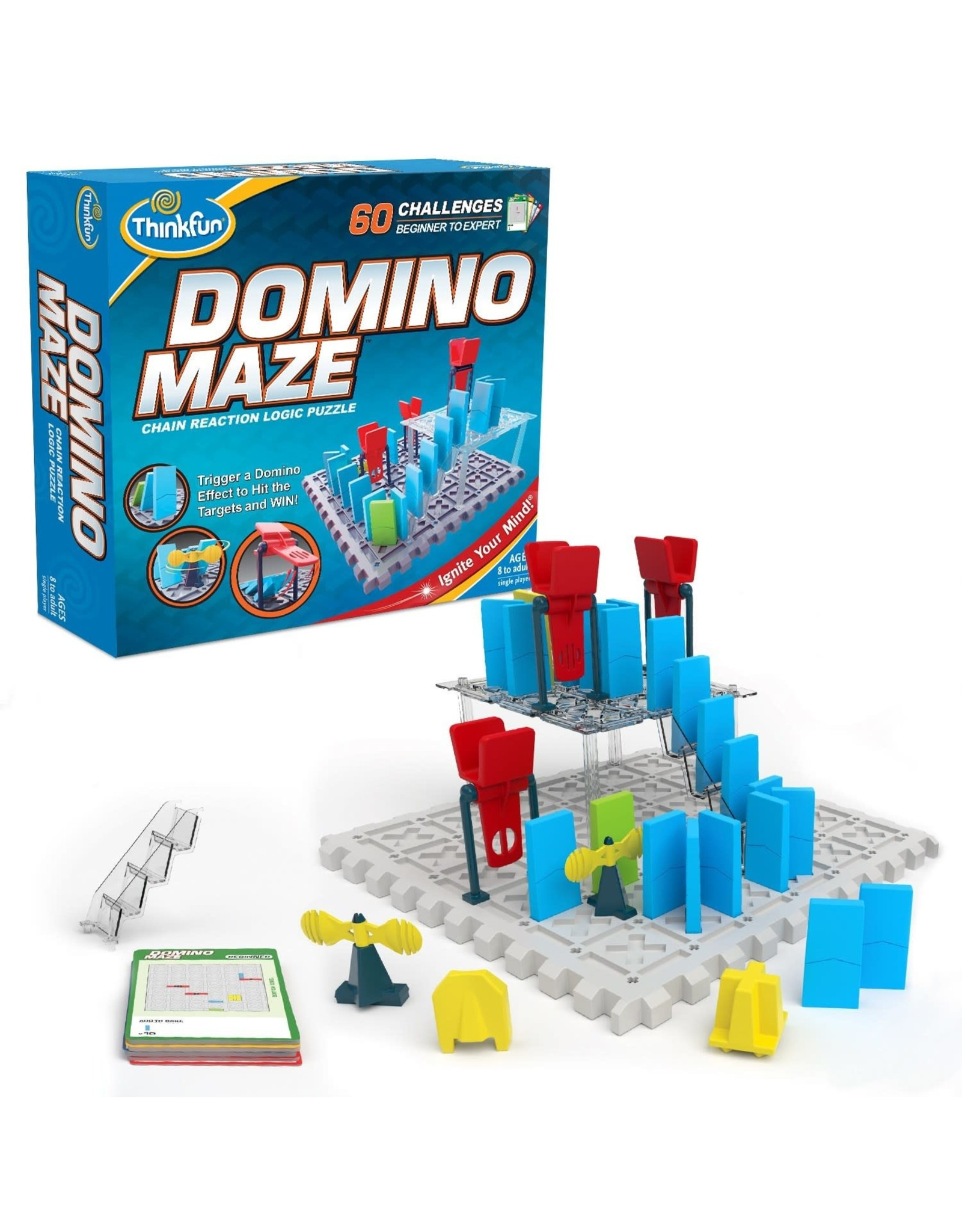 Thinkfun Inc. Domino Maze