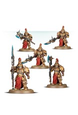 Games Workshop Adeptus Custodes: Custodian Wardens