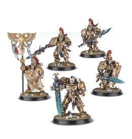 Games Workshop Adeptus Custodes: Custodian Guard Squad