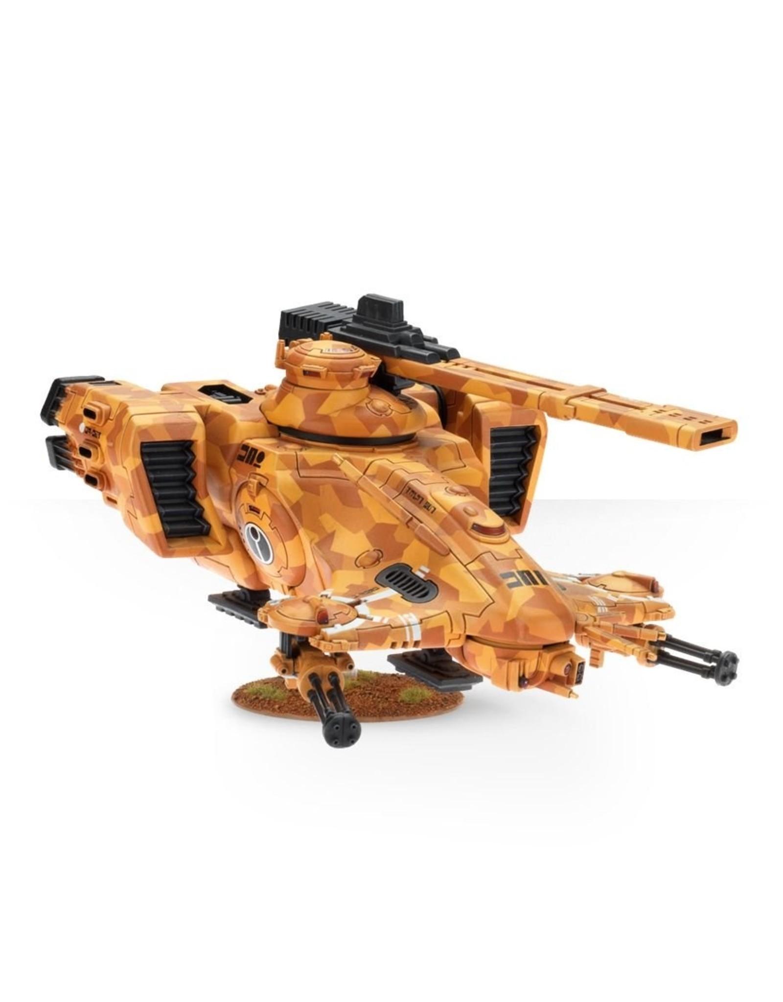 Games Workshop T'au: Hammerhead/Sky Ray Gunship