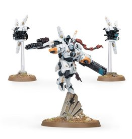 Games Workshop T'au Empire: Commander Shadowsun