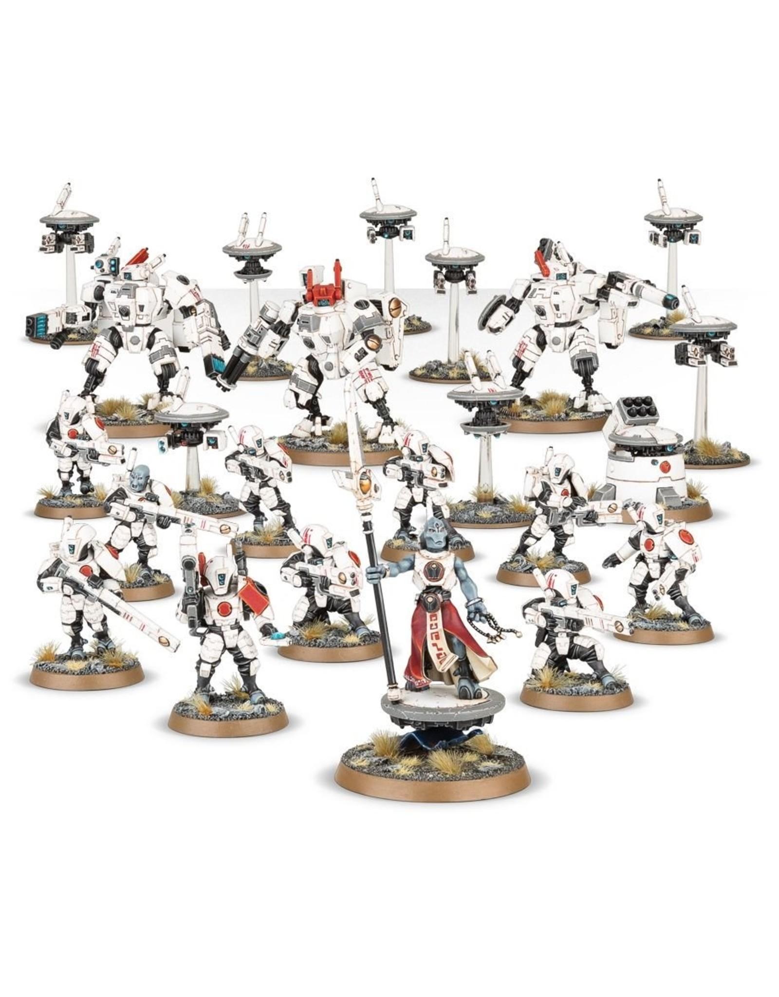 Games Workshop Start Collecting! T'au: Empire