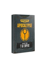Games Workshop Apocalypse: T'au Empire DataSheets