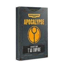Games Workshop Apocalypse: T'au Empire DataSheets