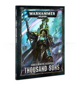 Games Workshop Thousand Sons: 8th Ed Codex