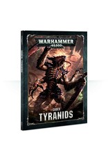 Games Workshop Tyranids: 8th Ed Codex