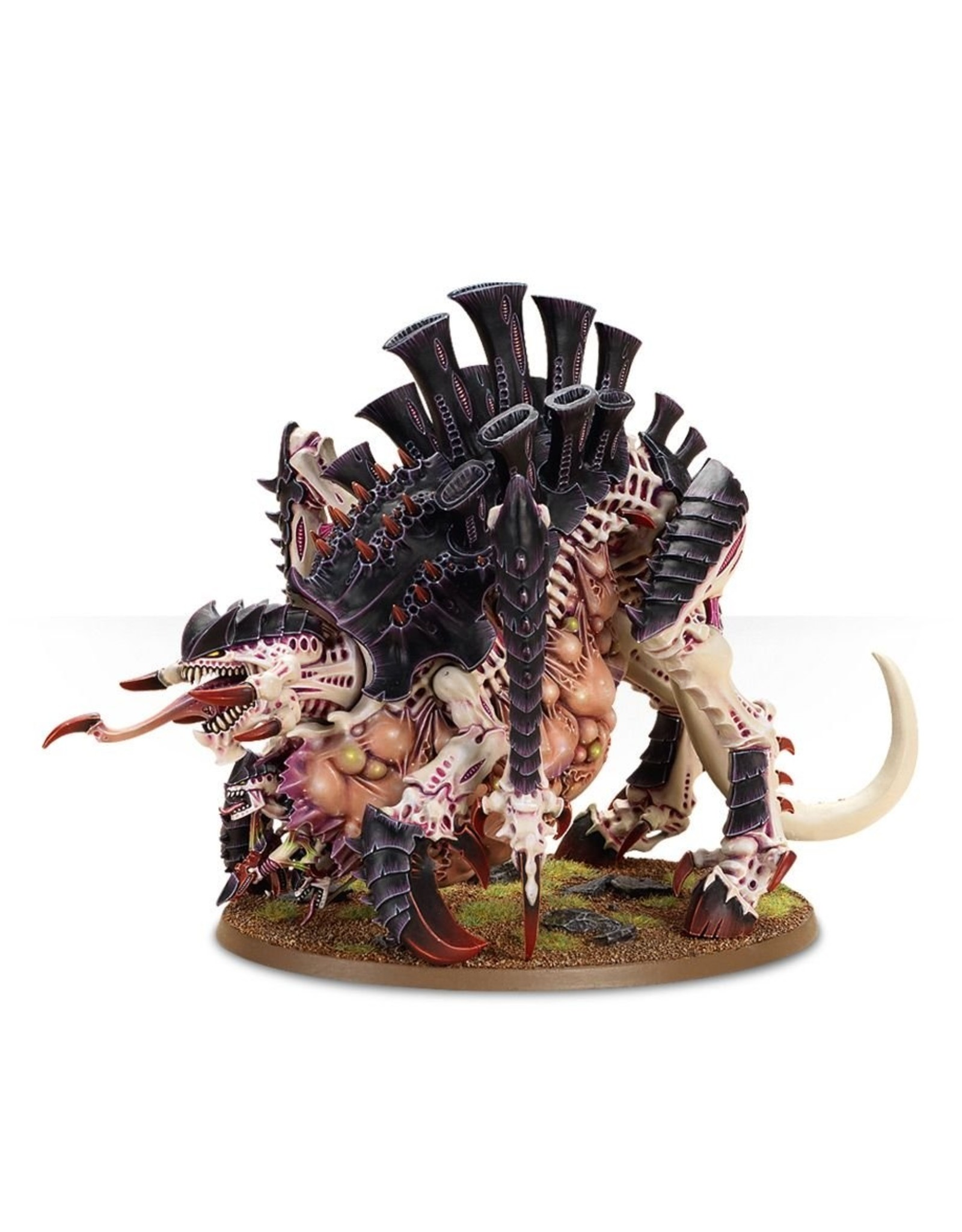 Games Workshop Tyranids: Tyrannofex/Tervigon