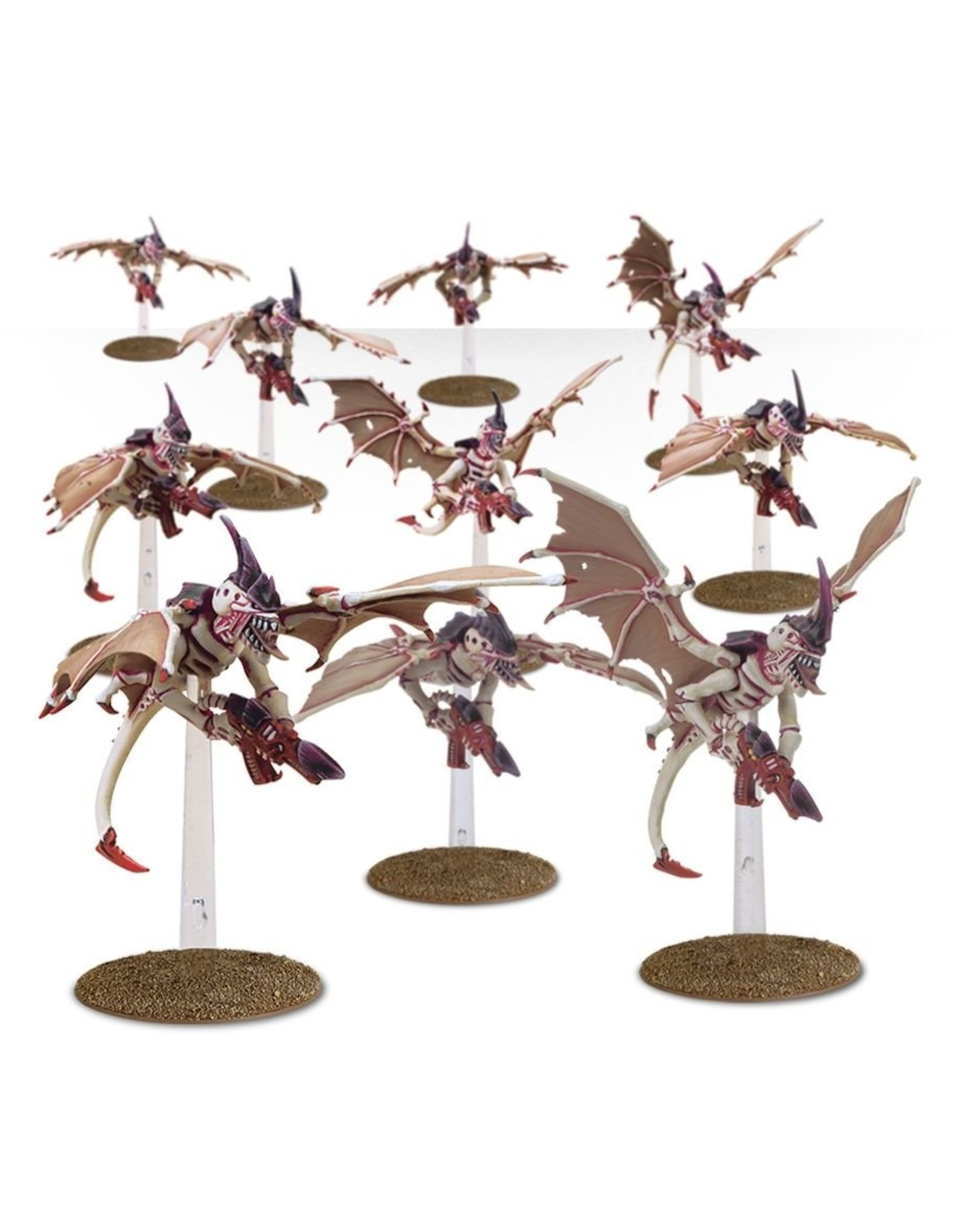 Games Workshop Tyranids: Gargoyle Brood