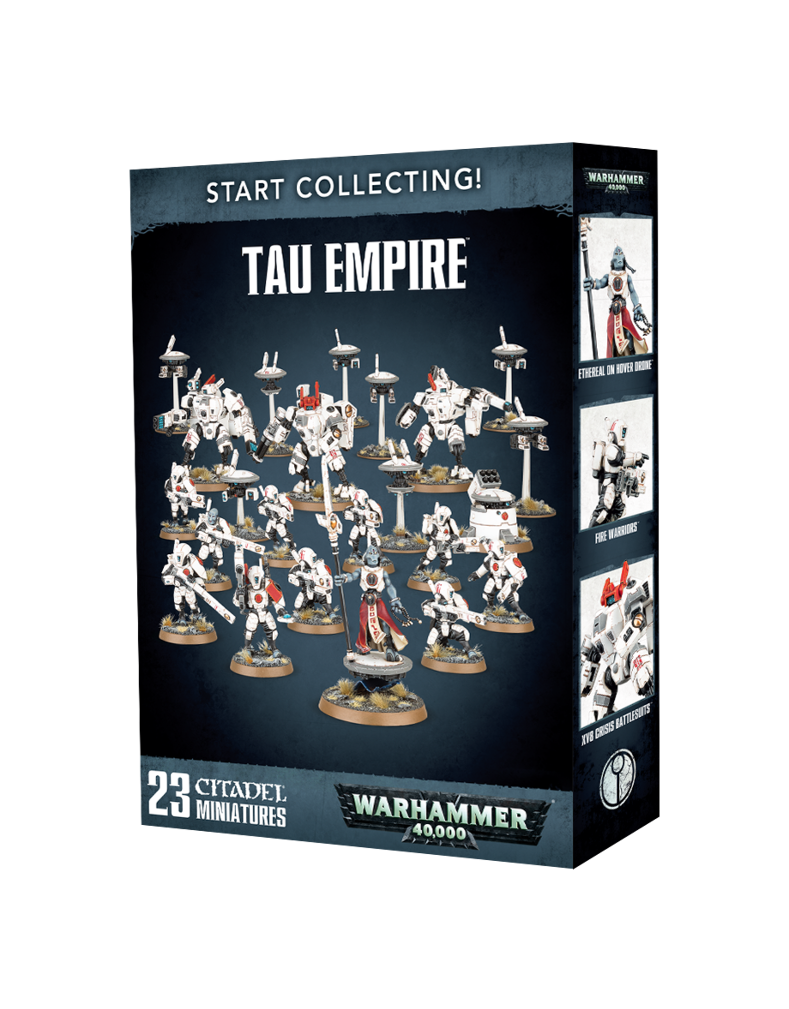 Games Workshop Start Collecting! T'au: Empire