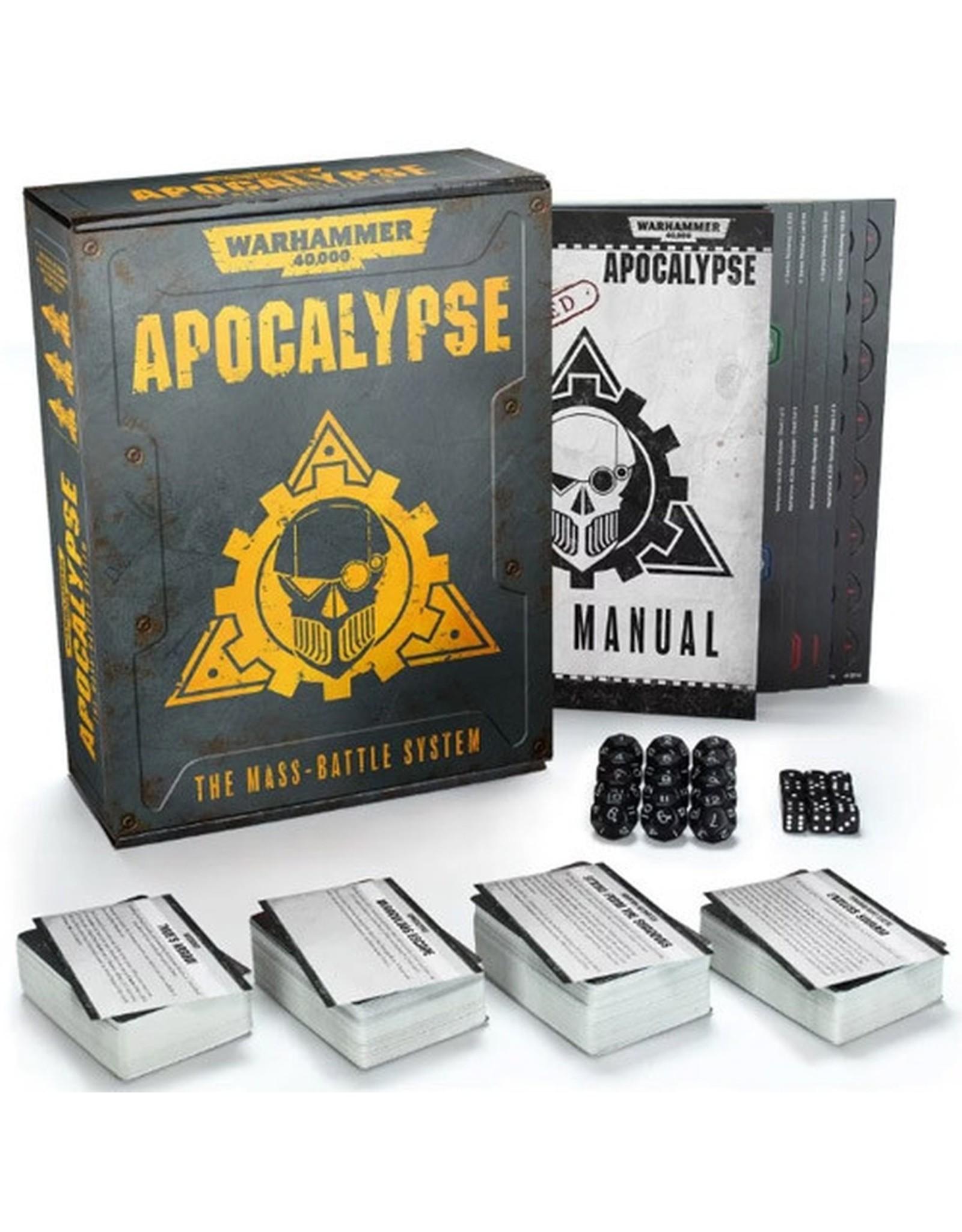 Games Workshop Apocalypse