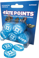 Evil Hat Productions Fate Tokens - Blue