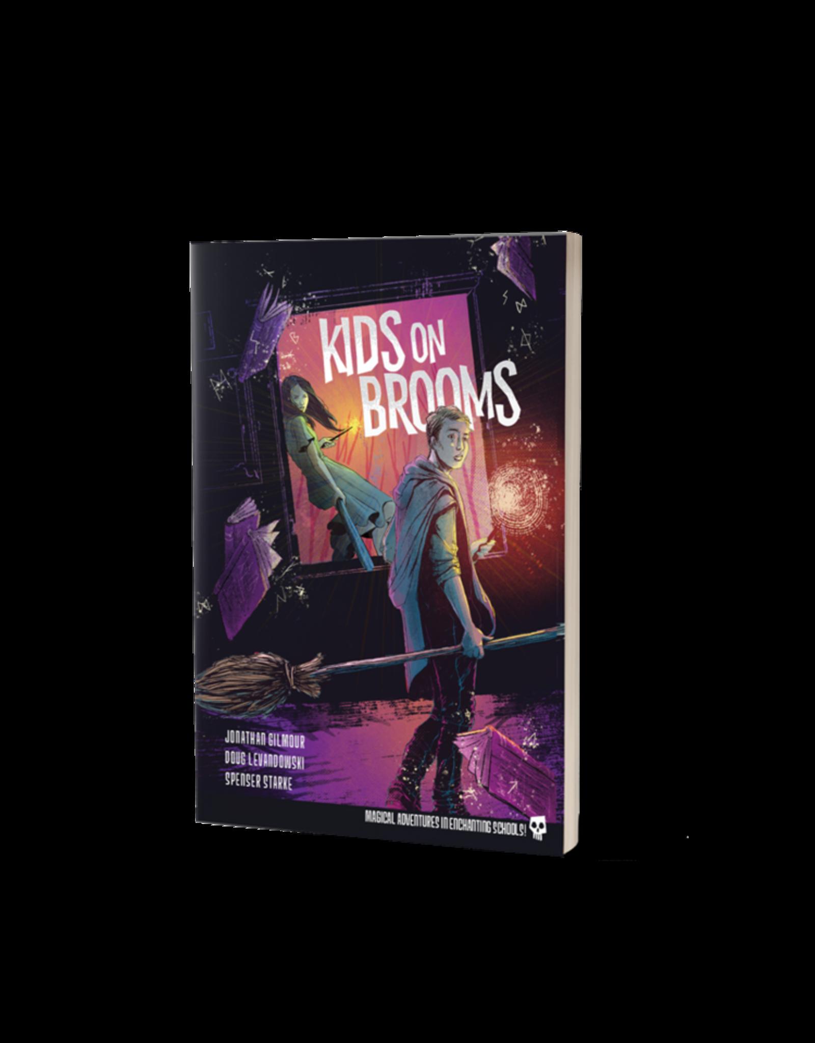 Renegade Game Studios Kids on Brooms: Core Rulebook