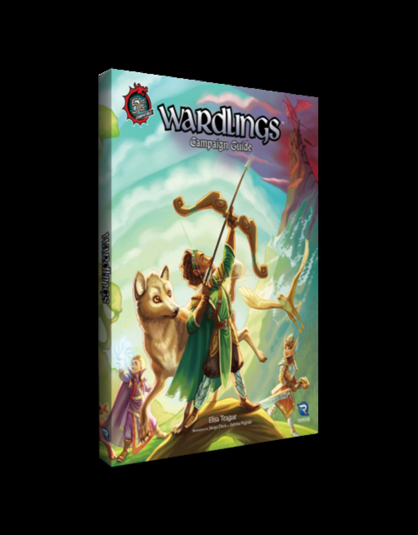 Renegade Game Studios Wardlings: Campaign Guide