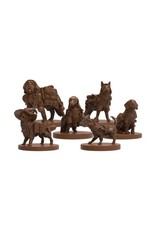Steamforged Games LTD Animal Adventures: Tales of Dungeons & Doggies