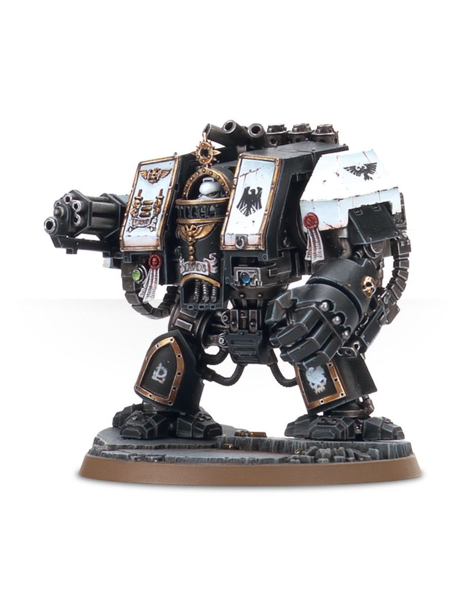 Games Workshop Space Marines: Venerable Dreadnought