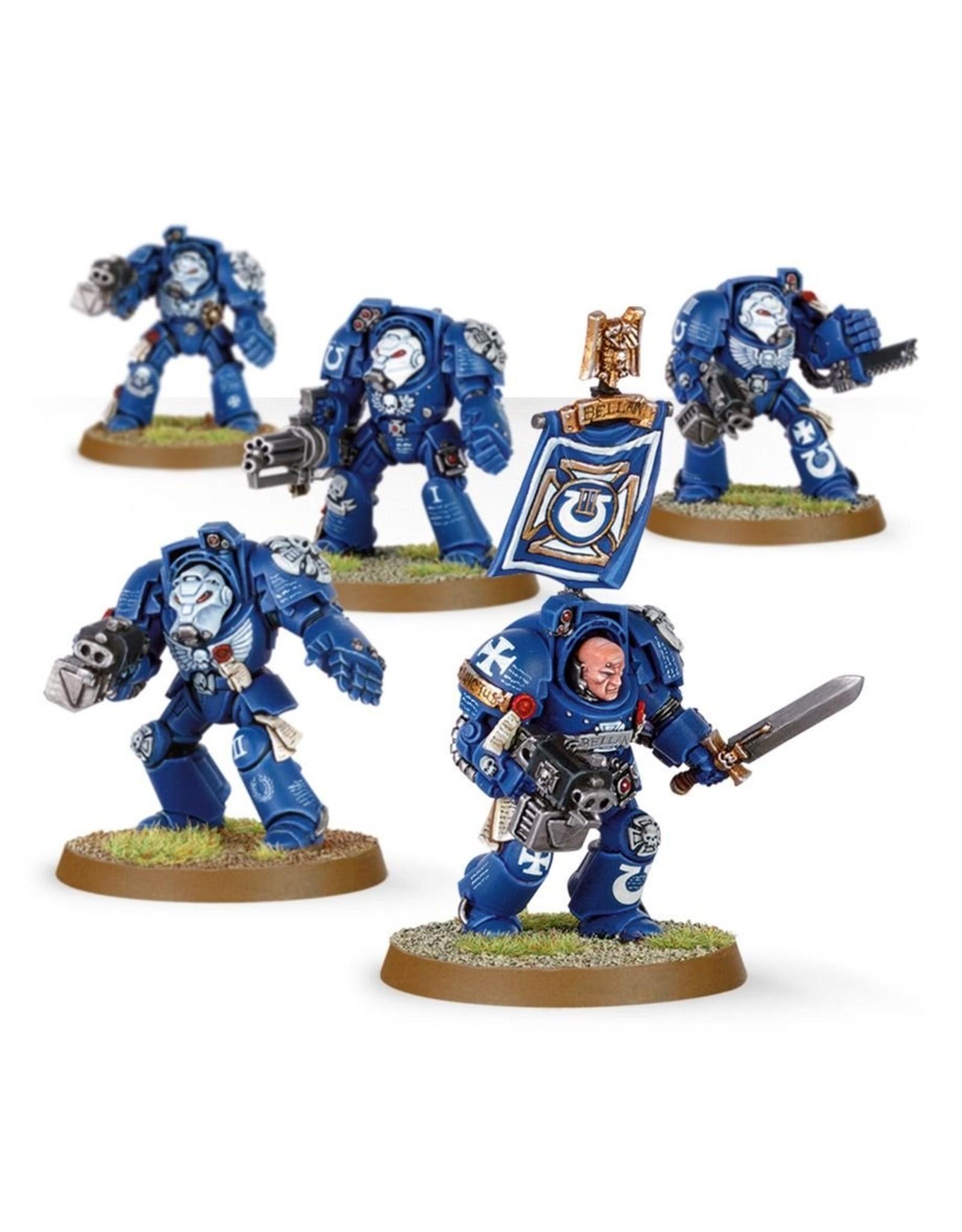 Games Workshop Space Marines: Terminator Squad
