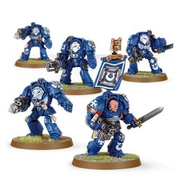 Games Workshop Space Marines: Terminator Squad