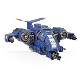 Games Workshop Space Marines: Stormhawk Interceptor
