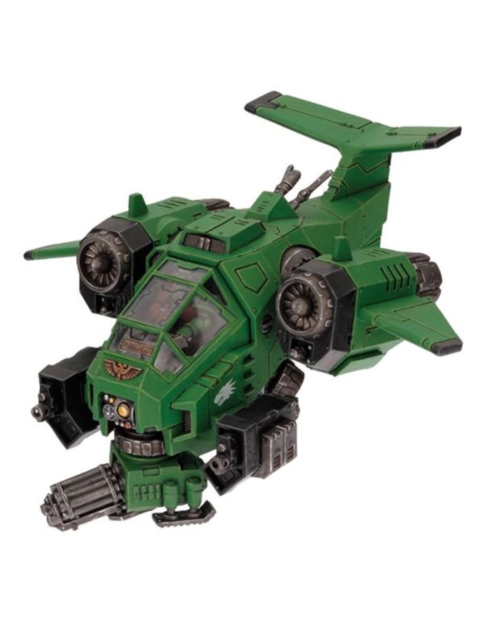 Games Workshop Space Marines: Stormhawk Interceptor