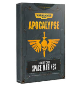 Games Workshop Apocalypse: Space Marines: DataSheets