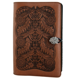 Oberon Design Small Single Panel Leather Journal