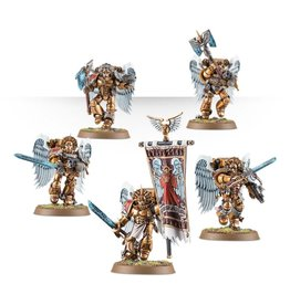 Games Workshop Blood Angels: Sanguinary Guard