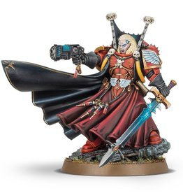 Games Workshop Blood Angels: Mephiston Lord of