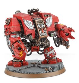 Games Workshop Blood Angels: Furioso Dreadnought