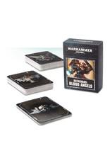 Games Workshop Blood Angels: Data Cards