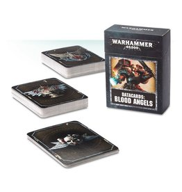 Games Workshop Blood Angels: Data Cards