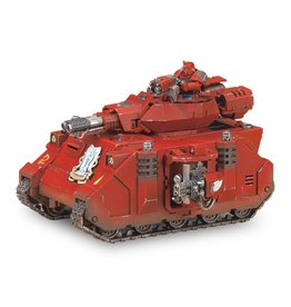 Games Workshop Blood Angels: Baal Preadator