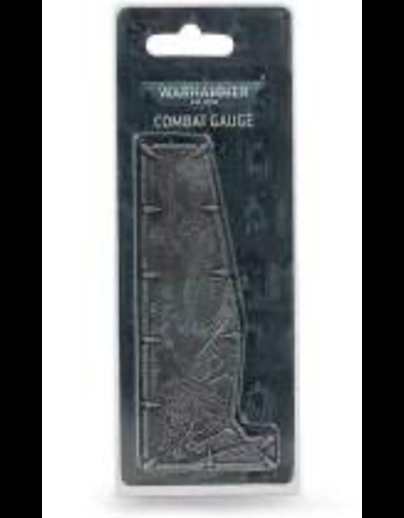 Games Workshop WARHAMMER 40000 COMBAT GAUGE