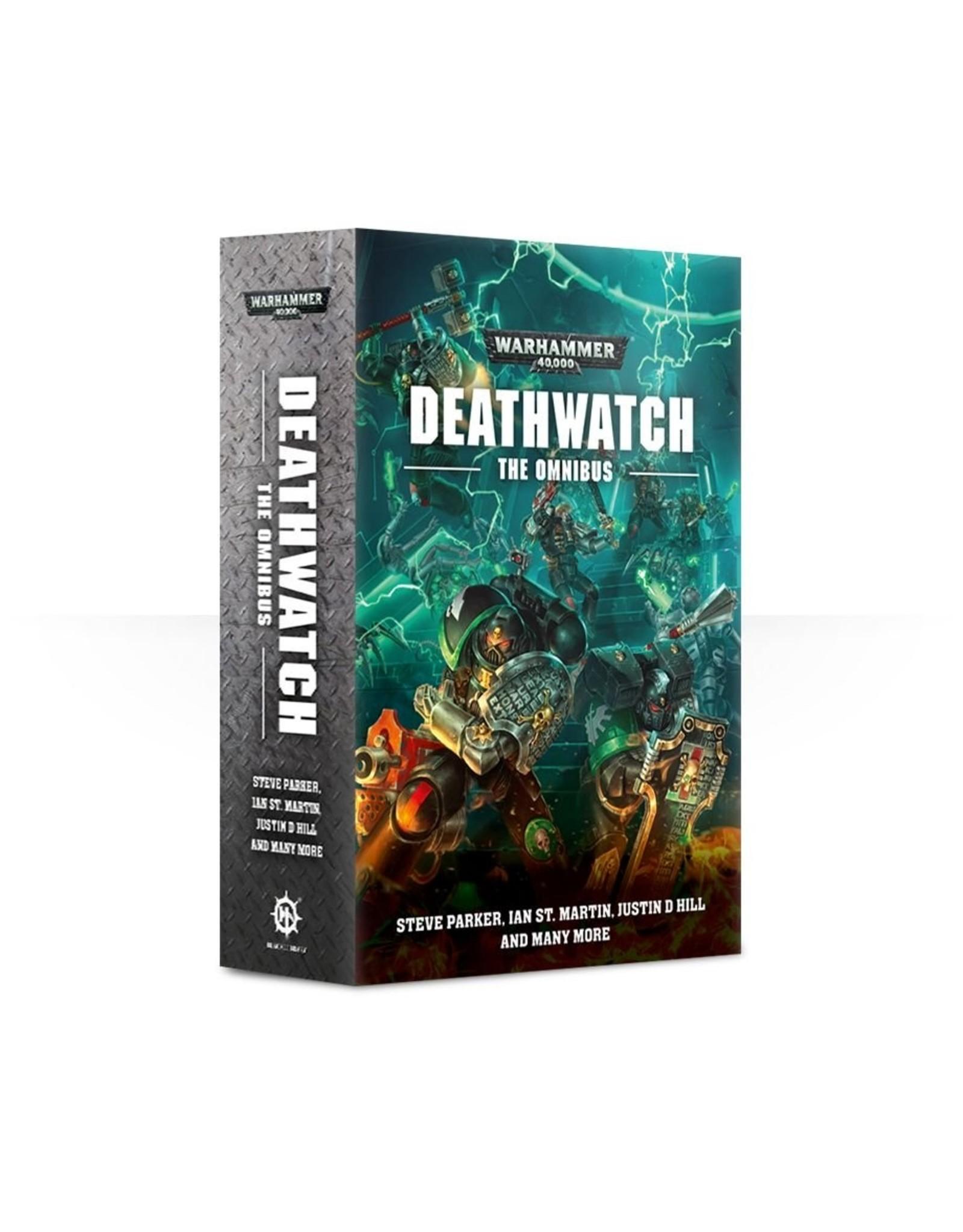Games Workshop Deathwatch: the Omnibus