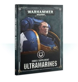 Games Workshop Ultramarines: 8th Ed Codex