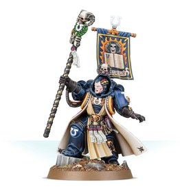 Games Workshop Ultramarines Chief Librarian Tigurius