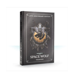 Games Workshop Space Wolf 20th Anniversary