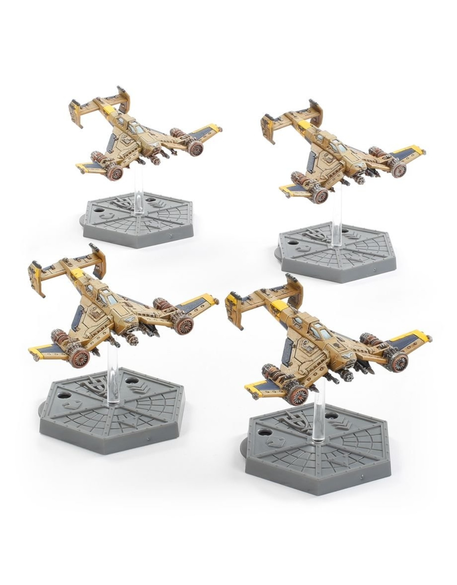 Games Workshop Aero/Imperialis: Imperial Navy Avenger Strike Fighter