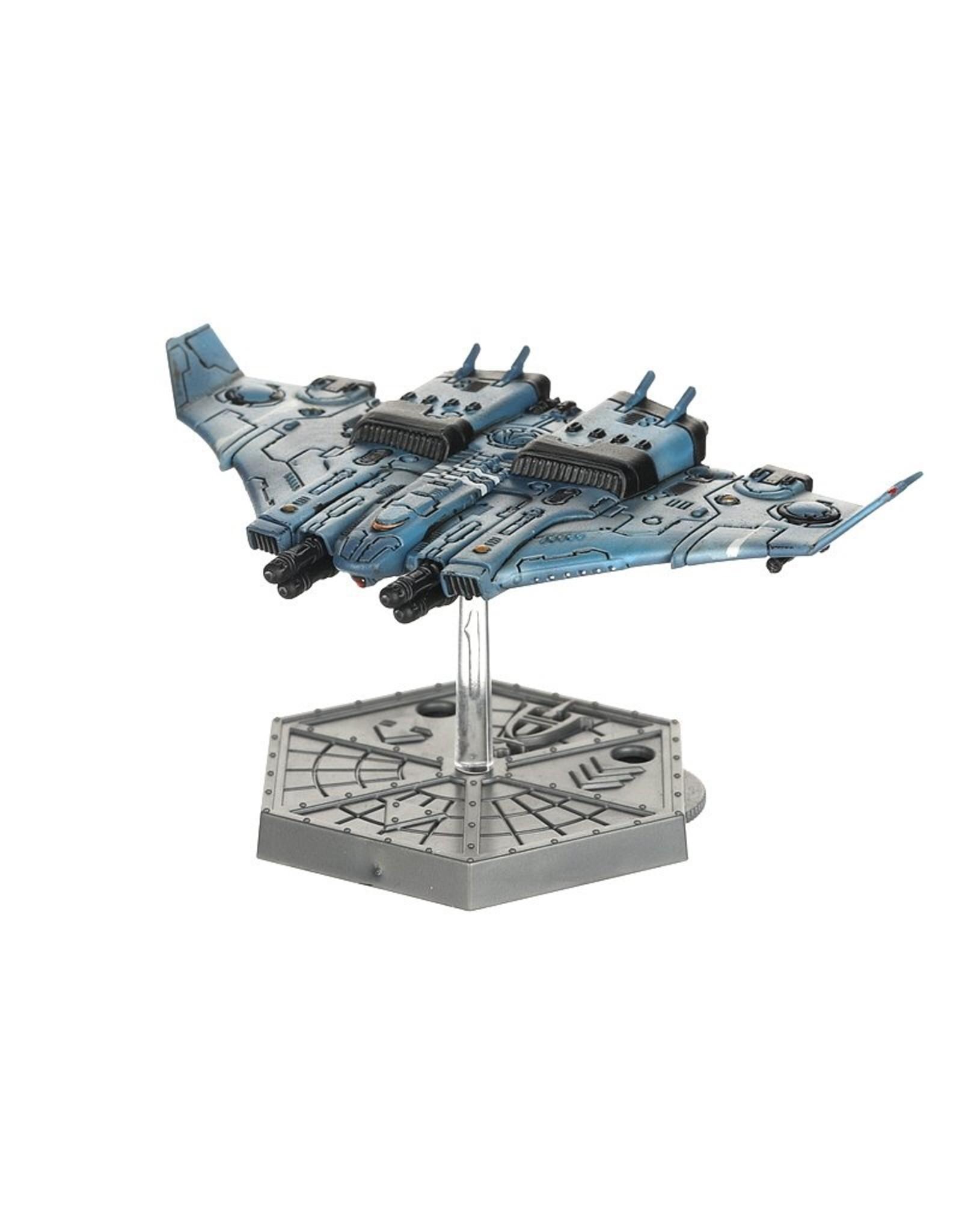 Games Workshop Aero/Imperialis: T'au Tiger Shark AX-1.0 Fighter-Bomb