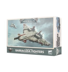 Games Workshop Aero/Imperialis: T'au Air Caste Barracuda Fighters