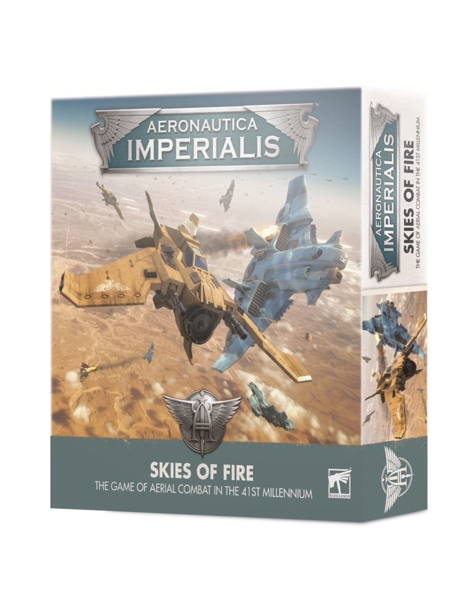 Games Workshop Aero/Imperialis: Skies of Fire