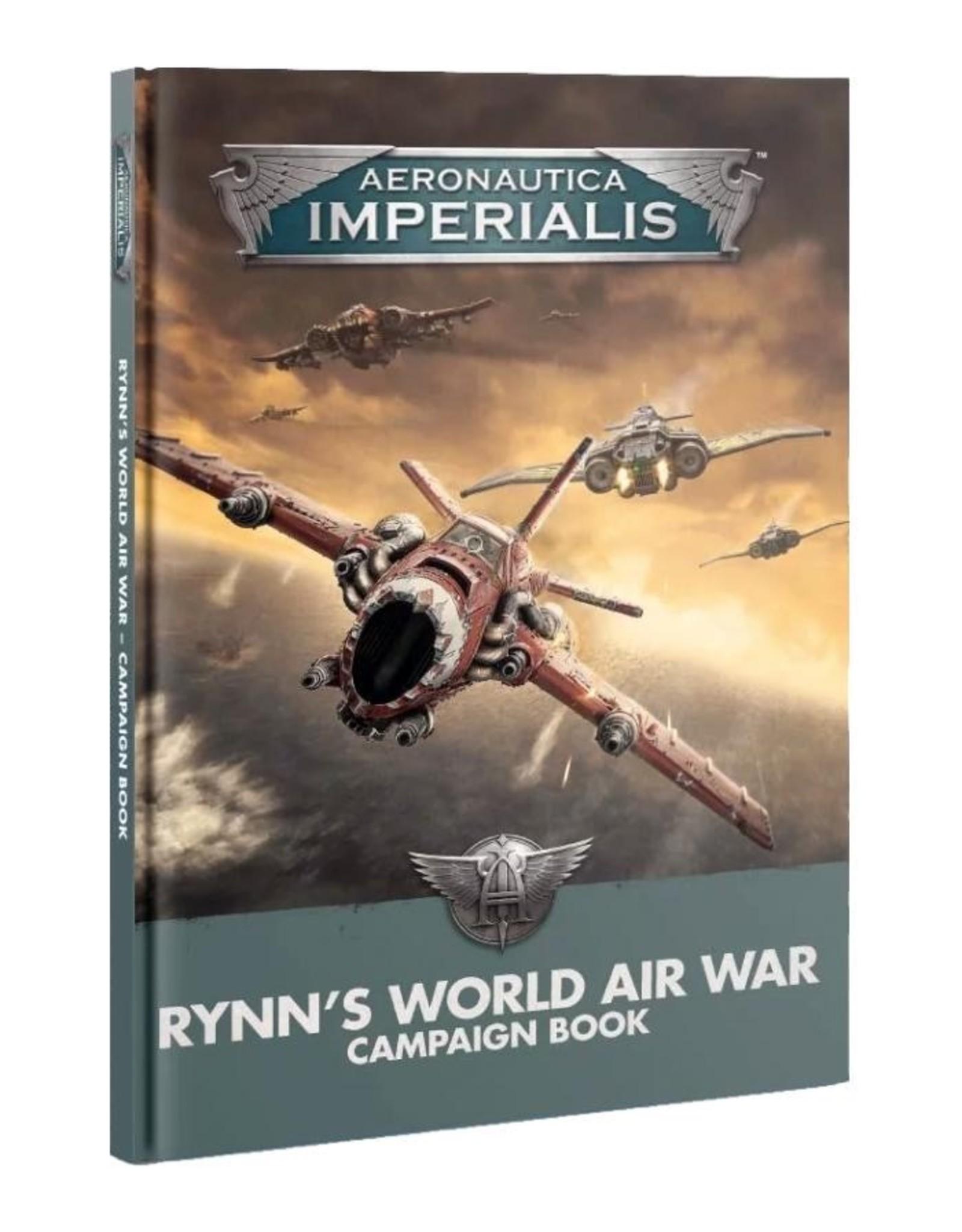 Games Workshop Aero/Imperialis: Rynn's World