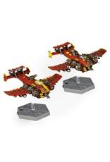 Games Workshop Aero/Imperialis: Ork: Air WAAAGH! 'Eavy Bom
