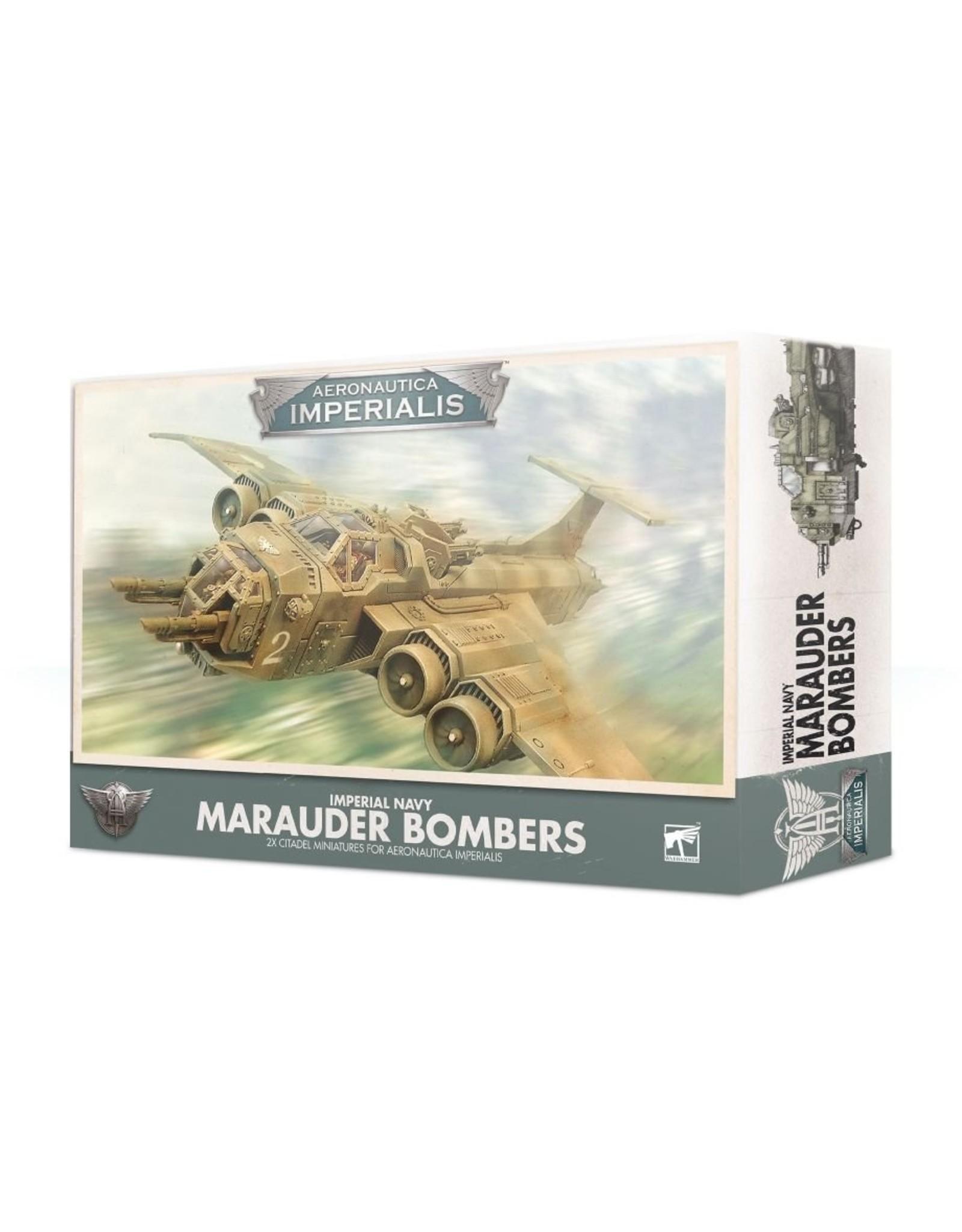 Games Workshop Aero/Imperialis: Imperial Navy Marauder Bo