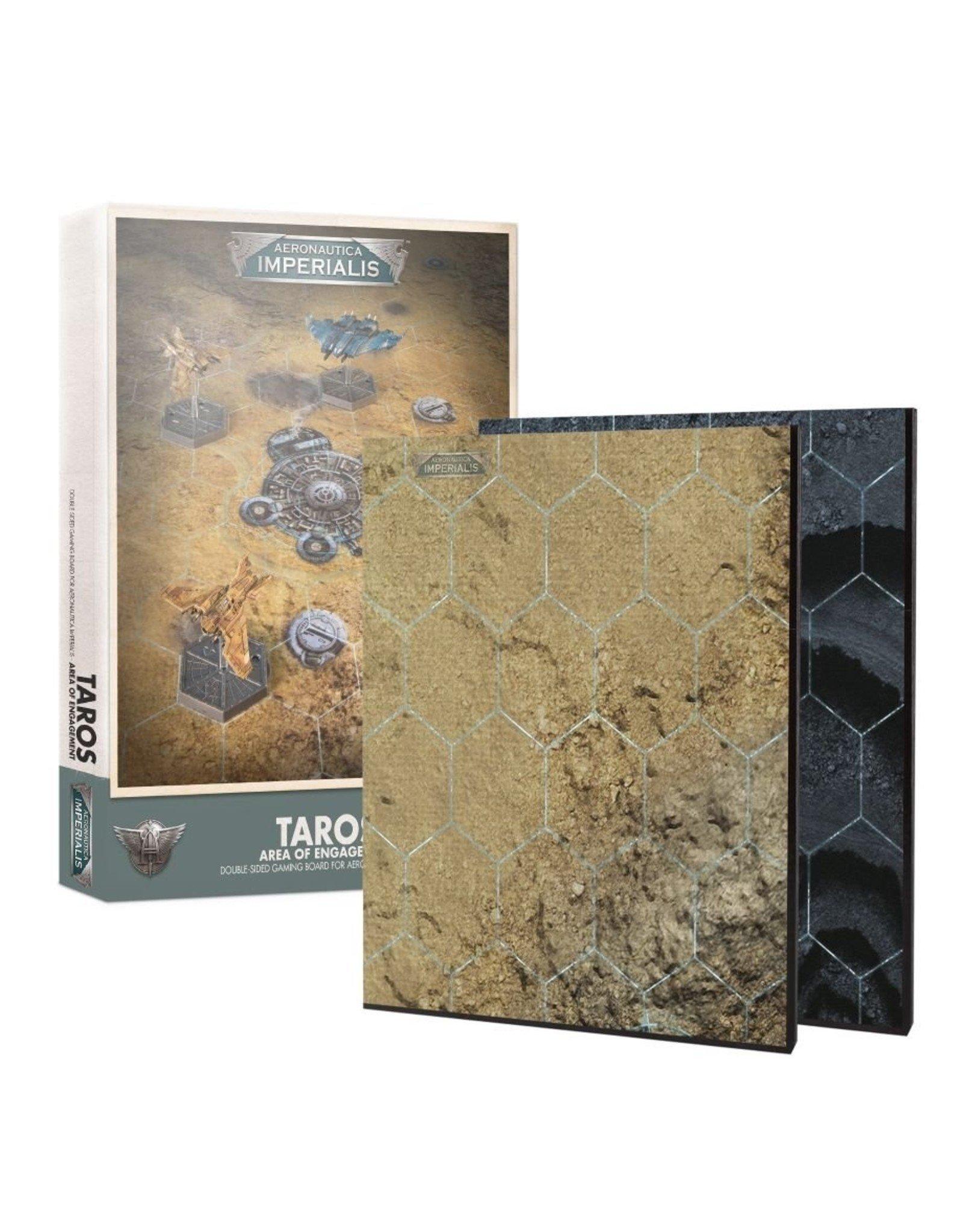 Games Workshop Aero/Imperialis: Area of Engagement: Taros